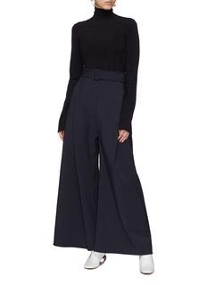 Ellery 'Venturi' belted wide leg pants
