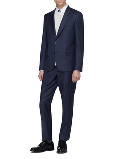 Paul Smith Wool houndstooth suit