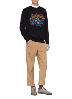 Paul Smith 'Dreamer' graphic embroidered sweatshirt