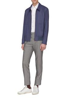 Paul Smith Gingham check wool shirt jacket