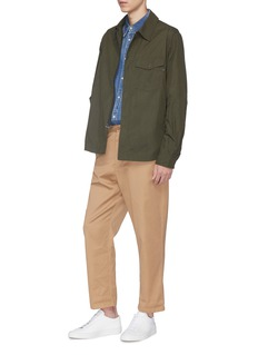 PS Paul Smith Chest pocket shirt jacket