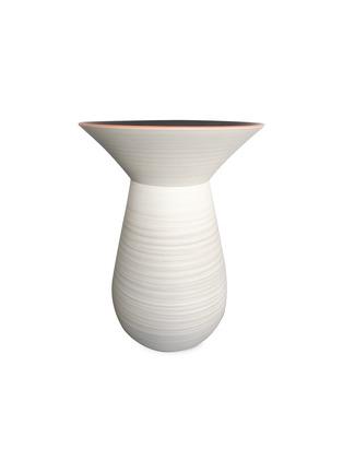 Main View - Click To Enlarge - LANE CRAWFORD - Vase – Grey