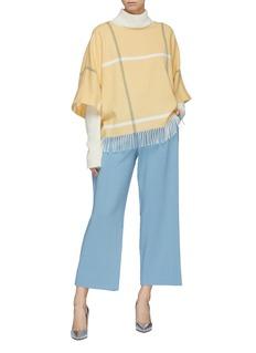 Roksanda 'Radella' pintucked wide leg suiting pants