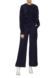 TOGA ARCHIVES Wool wide leg pants