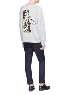 Gucci 'Magnetismo' Snow White appliqué sweatshirt