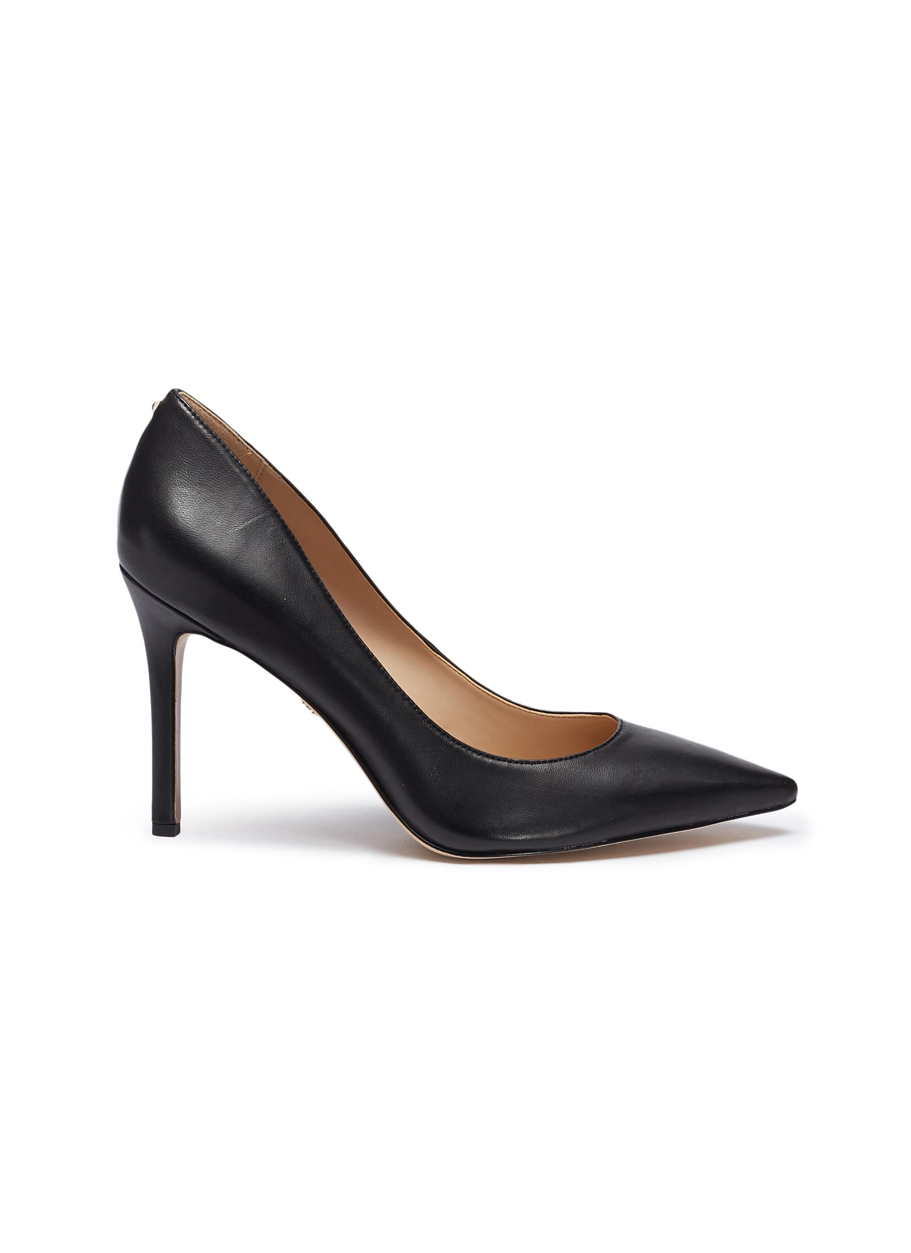 Hazel leather pumps by Sam Edelman