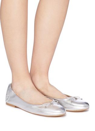 SAM EDELMAN   'Felicia' leather ballet