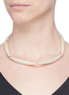 Belinda Chang 'Cacti' link necklace