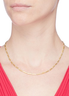 Belinda Chang 'The Knots' link chain necklace