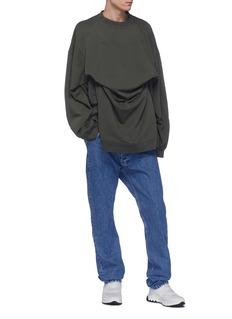 Y/Project Layered oversized sweatshirt