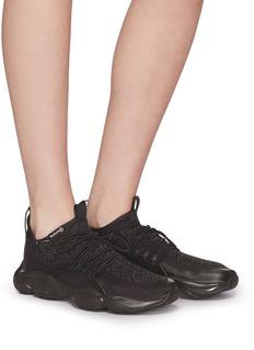 Reebok 'DMX Fusion TS' knit panel sneakers
