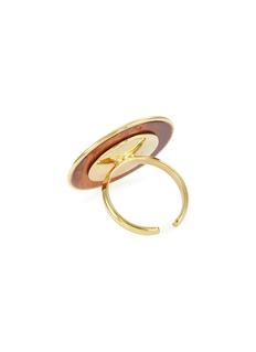 Philippe Audibert 'Naia' circle wood ring