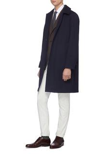 Lardini 'Easy Wear' packable belted trench coat