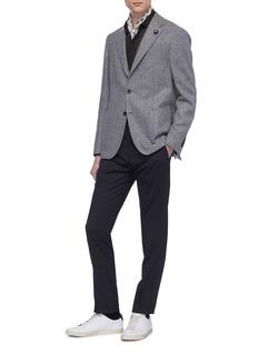 Lardini Slim fit wool pants