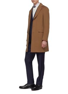Lardini Slim fit wool suit