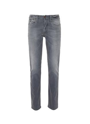 Main View - Click To Enlarge - DENHAM - 'Razor' slim fit jeans