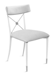 Jonathan Adler Rider dining chair –Rialto Smoke