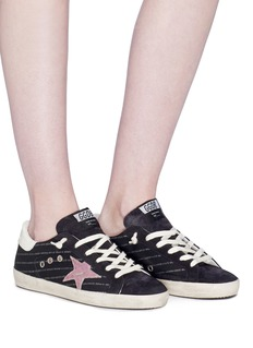 Golden Goose 'Superstar' leather sneakers