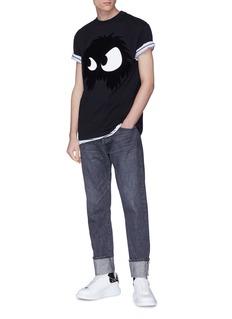 McQ Alexander McQueen 'Mad-Chester' print T-shirt