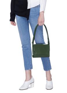 MARGE SHERWOOD  'Vava Transformer' leather box bag