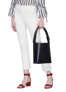 MARGE SHERWOOD  'How' convertible leather shoulder bag