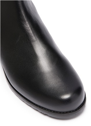 Detail View - Click To Enlarge - Stuart Weitzman - '5050' leather knee high boots
