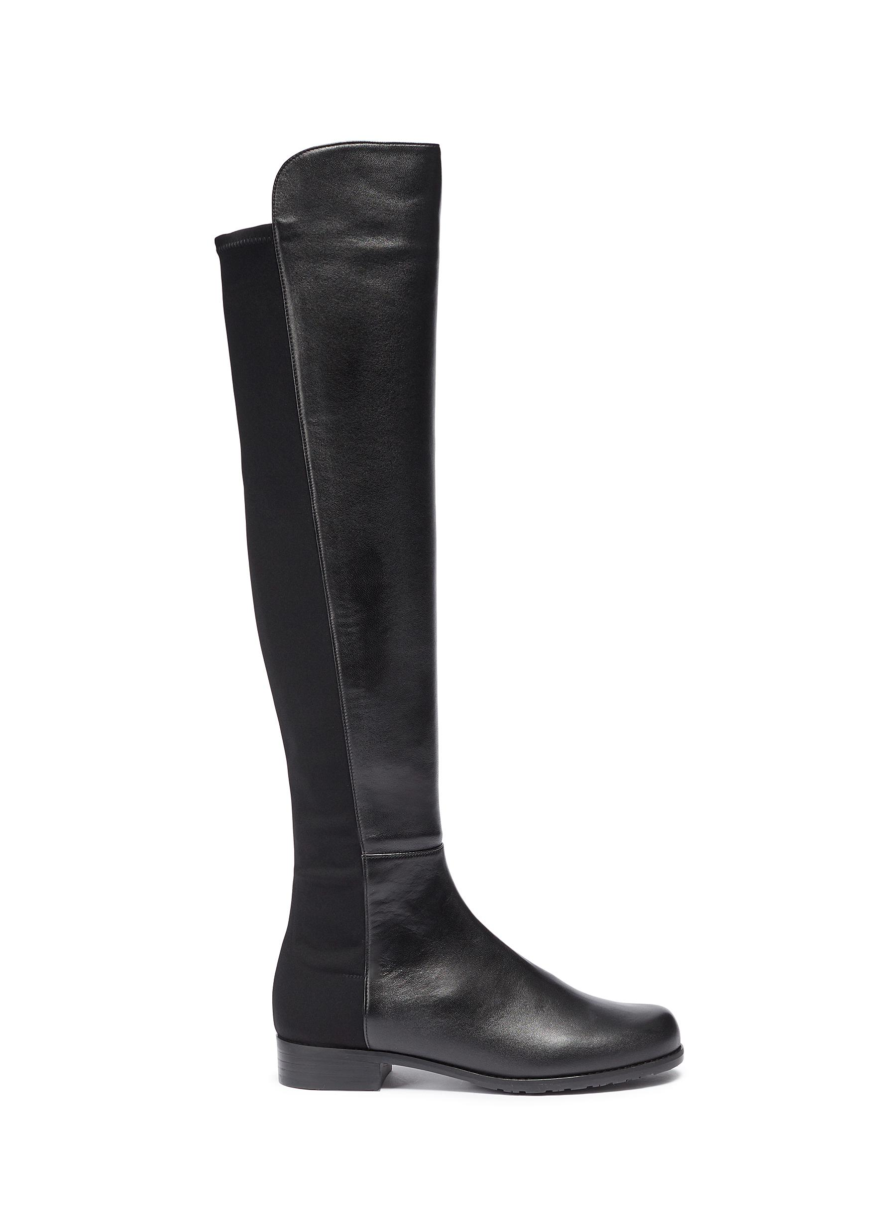 shop Stuart Weitzman '5050' leather knee high boots online