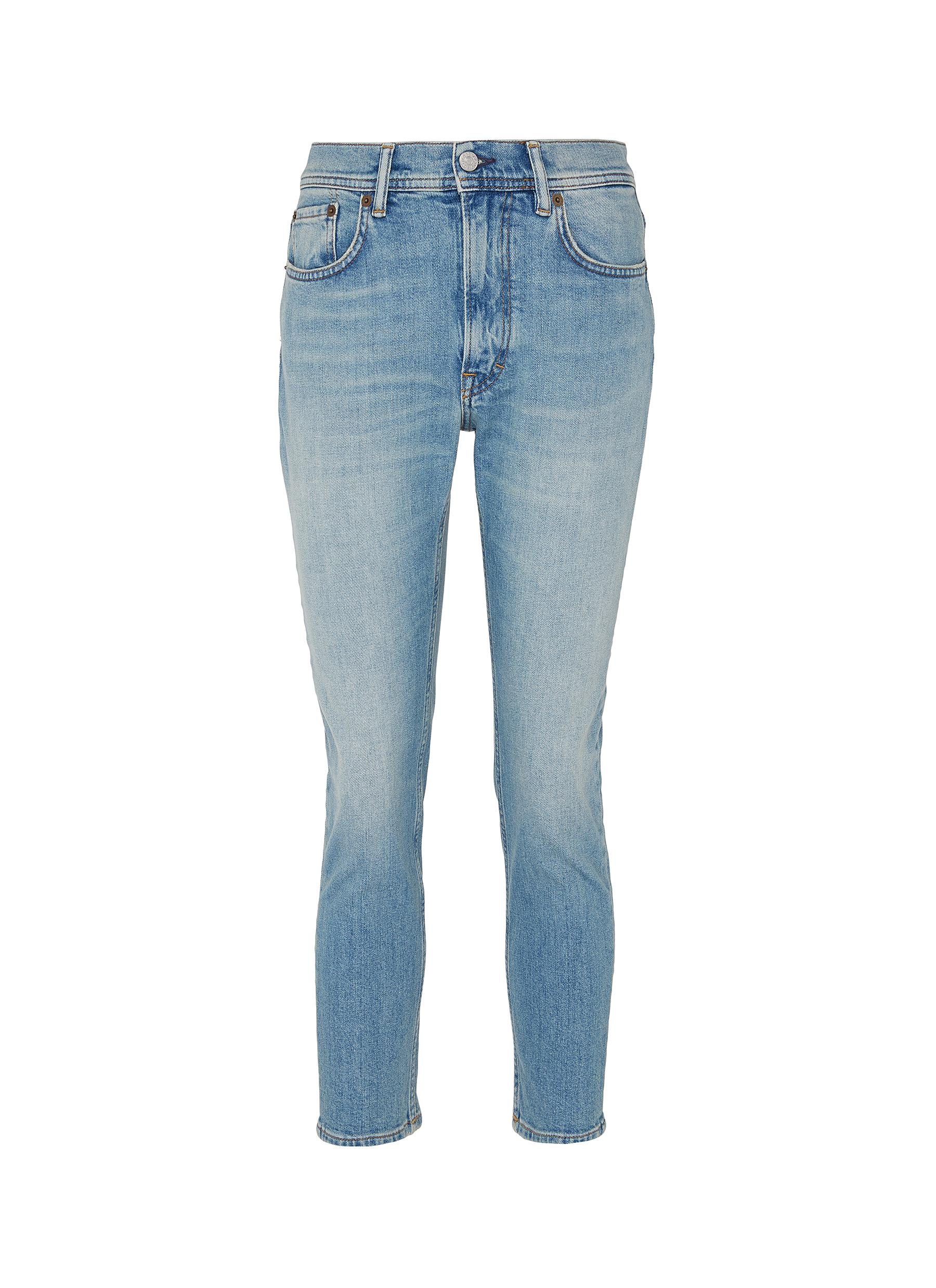 Tapered leg jeans by Acne Studios
