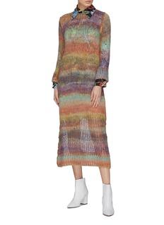 Acne Studios Open knit dress