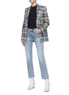 Acne Studios '1997' washed straight leg jeans