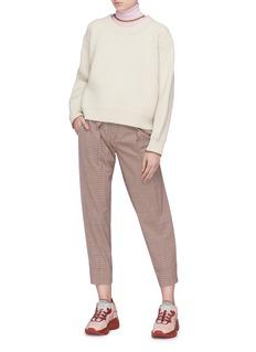 Acne Studios Wool rib knit sweater