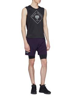NikeLab x UNDERCOVER 'Gyakusou' Dri-FIT layered performance shorts