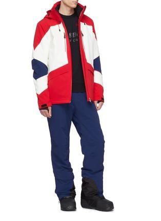 Figure View - Click To Enlarge - Perfect Moment - 'Chamonix' Primaloft® padded ski pants