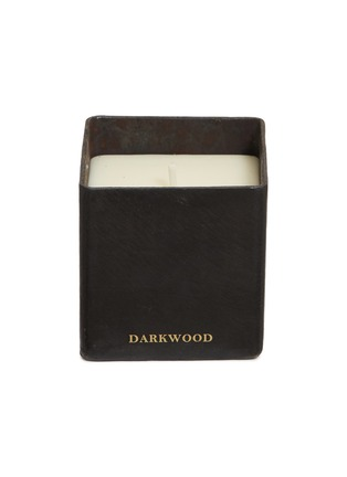 - MAD ET LEN - Scented small block candle – Darkwood
