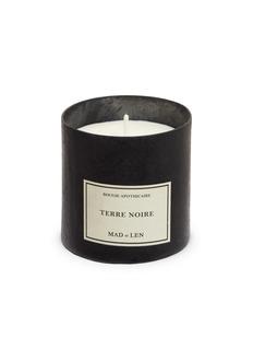 MAD et LEN Bougie Apothicaire candle – Terre Noire