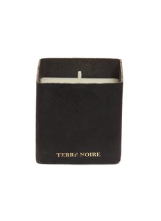 MAD et LEN Scented small block candle – Terre Noire