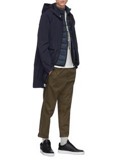 Ecoalf 'Owens' waterproof hooded coat