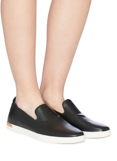 Vince 'Vero' leather slip-ons