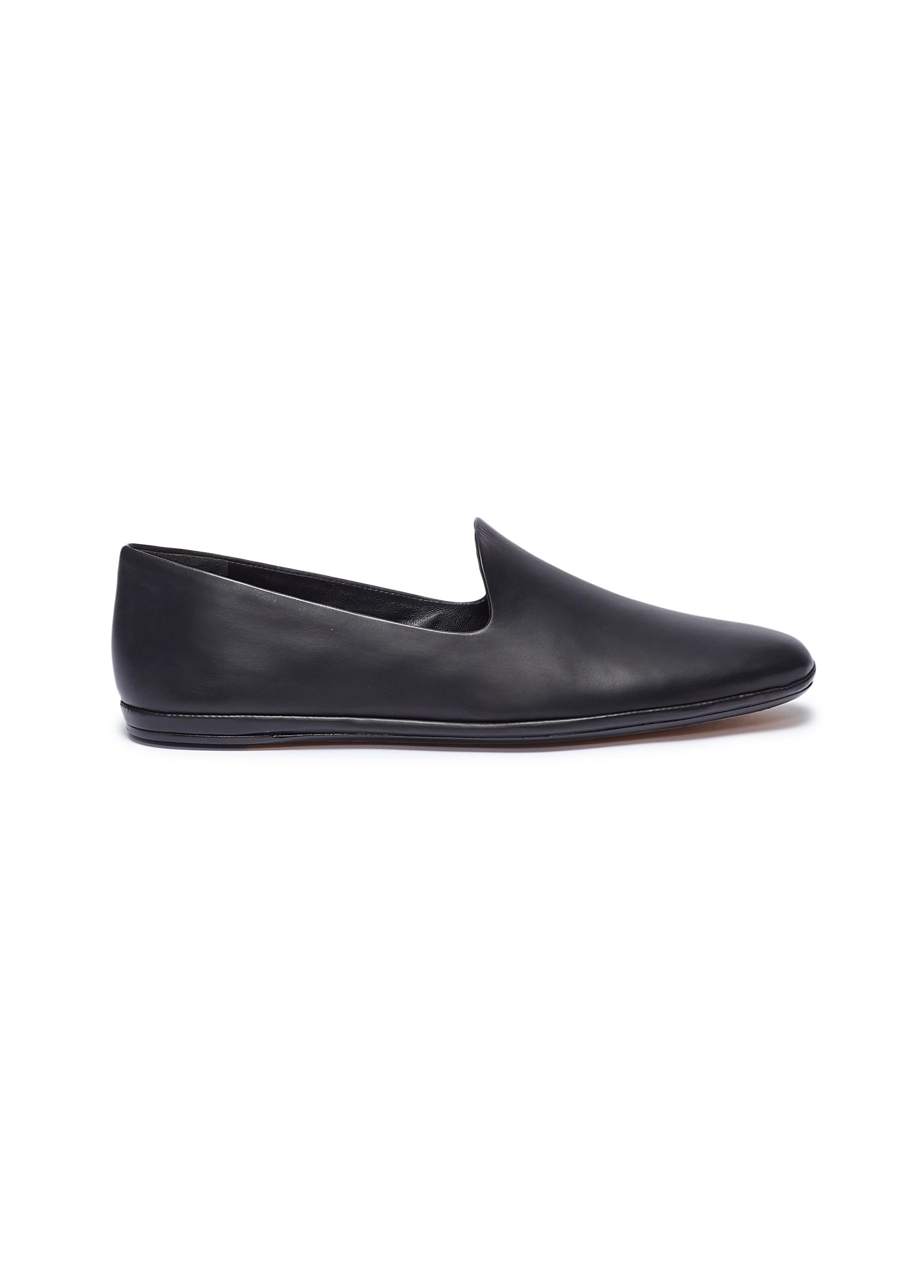 Paz leather loafers by Vince
