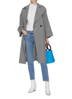 Simon Miller 'Palomba' belted houndstooth coat