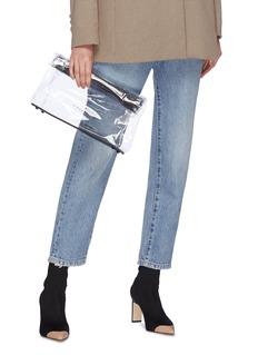 Simon Miller 'Lunch Bag 30cm' in transparent PVC