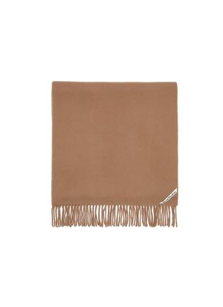 Detail View - Click To Enlarge - ACNE STUDIOS - Tassel wool scarf