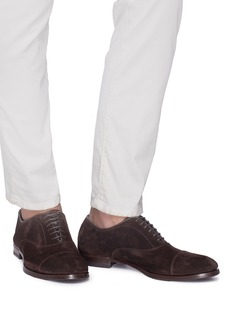 Henderson Suede Oxfords