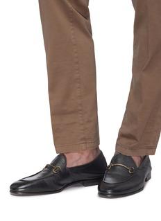 Henderson Horsebit leather loafers