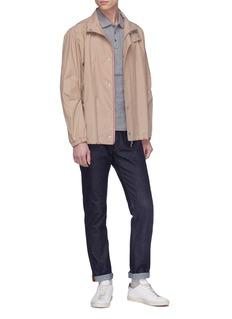 Moncler Stripe border polo shirt