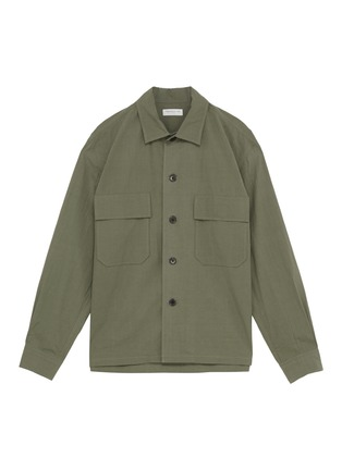 Main View - Click To Enlarge - Tomorrowland - Chest pocket shirt