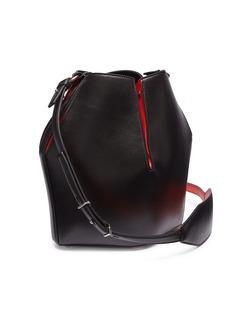 Alexander McQueen 'The Bucket Bag' in leather