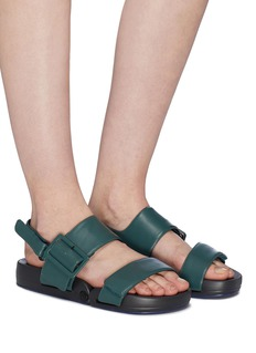 Figs By Figueroa 'Figulous' leather slingback sandals