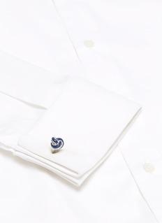 Babette Wasserman Knot cufflinks