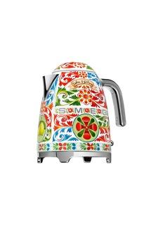 Smeg x Dolce & Gabbana kettle